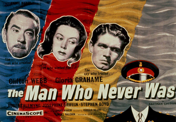 WAR ON FILM – The Man Who Never Was – Military History Matters