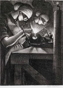 Acetylene Welders 1917