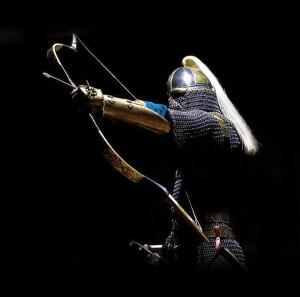 Savaran-archer-reconstruction