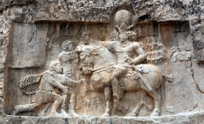 Surrender-of-the-Emperor-Valerian-to-Shapur-I-featured