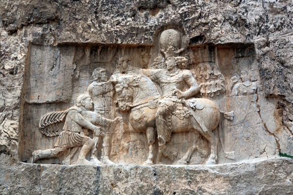 Surrender-of-the-Emperor-Valerian-to-Shapur-I