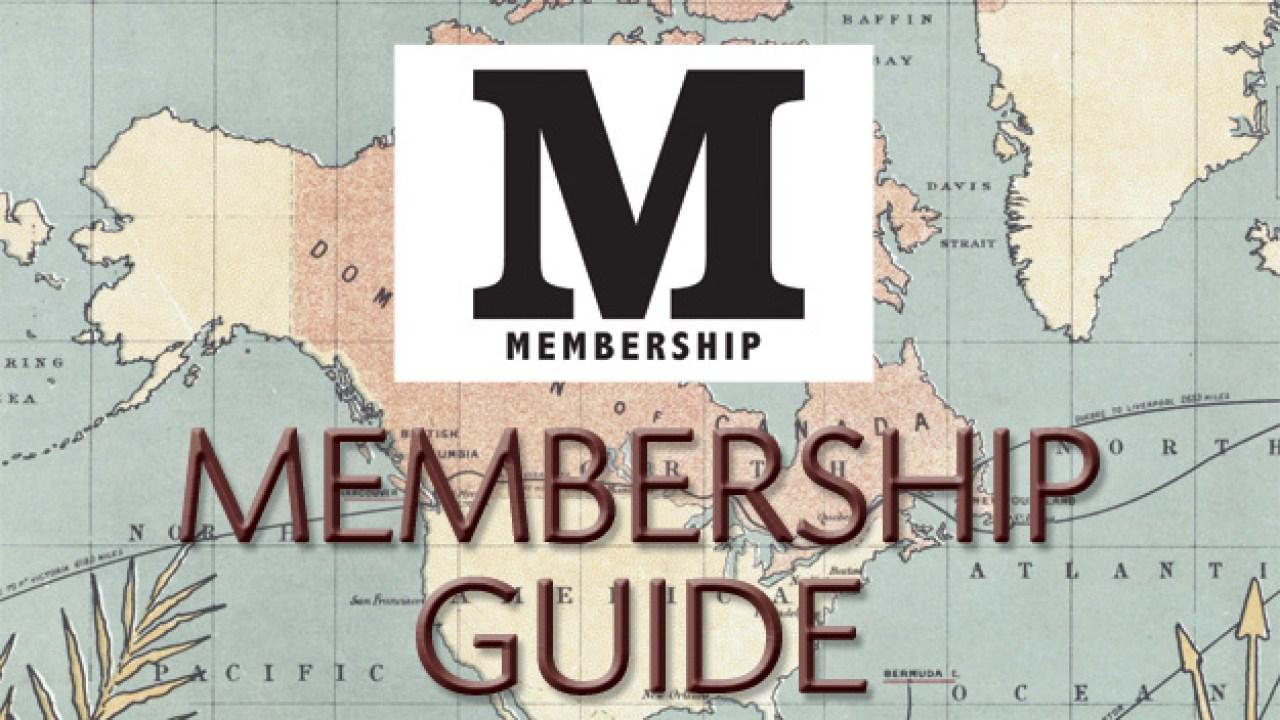 Membership Guide – Military History Matters