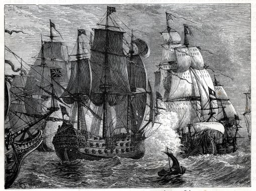 The Royal Navy's Darkest Day: Medway 1667 – Military History Matters