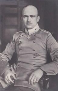 Hauptmann Ernst Brandenburg