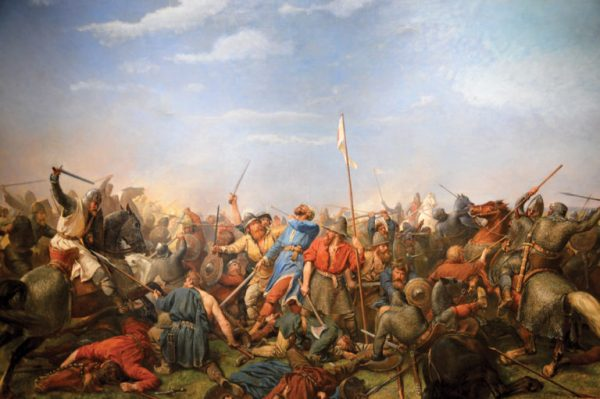 Stamford Bridge: the last Anglo-Saxon victory