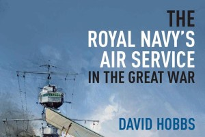 Royal Navy's Air Service cover