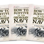 MHM March Quiz - win a copy of How to Survive in the Georgian Navy