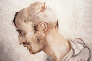 Watercolour,_wounded_soldier_at_Waterloo_Wellcome_L0022542