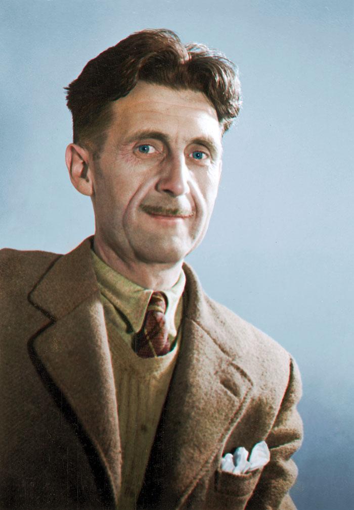 War Reporters: George Orwell