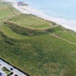 Iron Age hillfort in danger of erosion