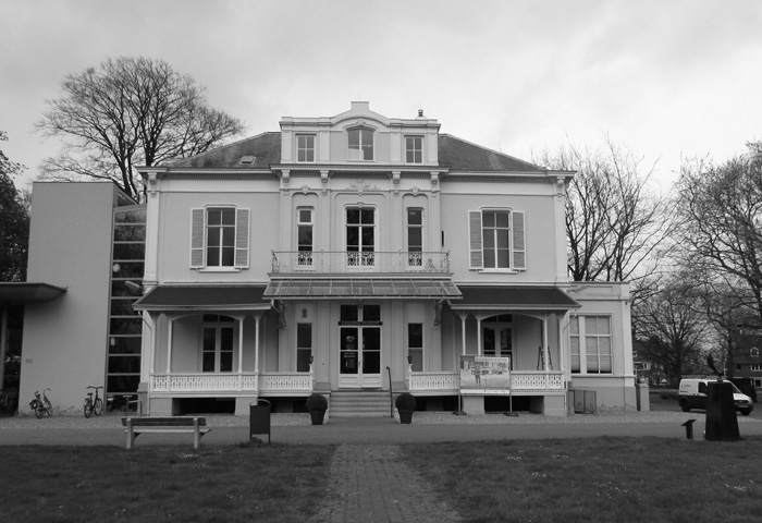 The Hotel Hartenstein today. It now houses the Airborne Museum 'Hartenstein', dedicated to the Battle of Arnhem.