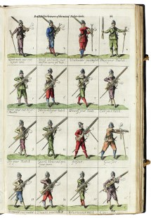 nry Hexham, The Principles of the Art Militarie (1637). Photo: Sotheby's.