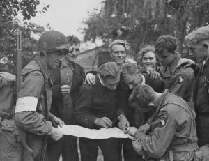 101st Airborne, Dutch Resistance, Eindhoven, 1944 (replaced)