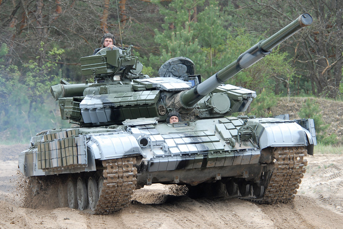 Back to the Drawing Board: the T-64 Tank