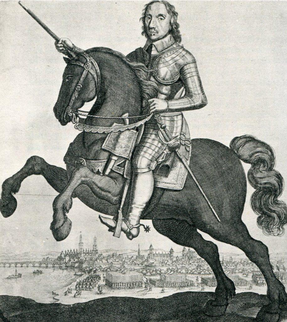 Cromwell at Naseby