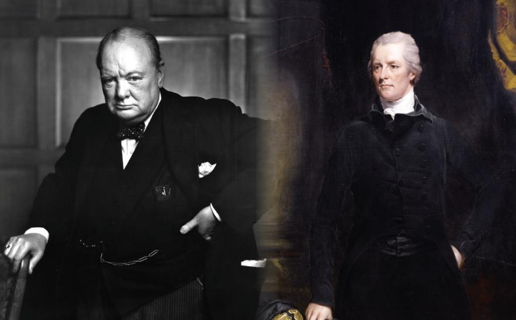 Did Winston Churchill or William Pitt preside over Britain's 'finest hour'?