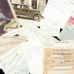Archive of Churchill's chauffeur found during lockdown clear-out