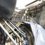 Walkway allows new access to HMS Victory