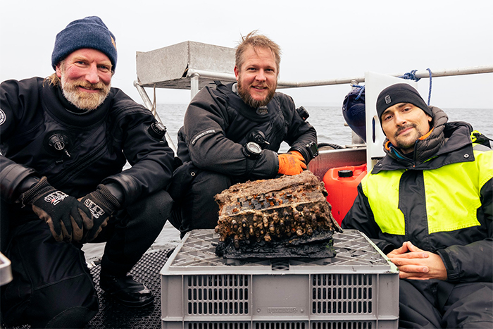 Images: Christian Howe/Florian Huber/Uli Kunz/Submaris.