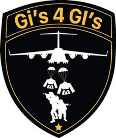 Proud Supporter of Gi's 4 GIs