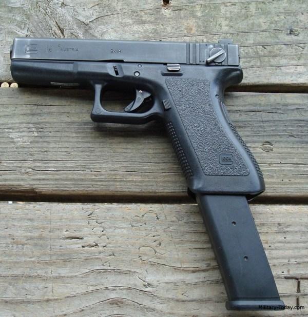 Glock 18 Images