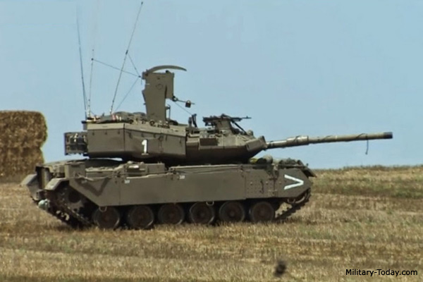 Pereh anti-tank missile carrier