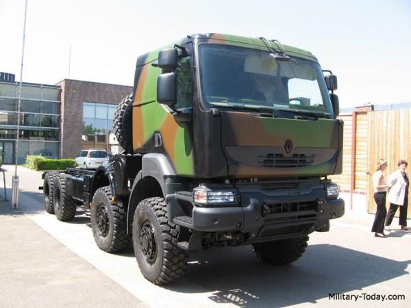 Renault Kerax Images