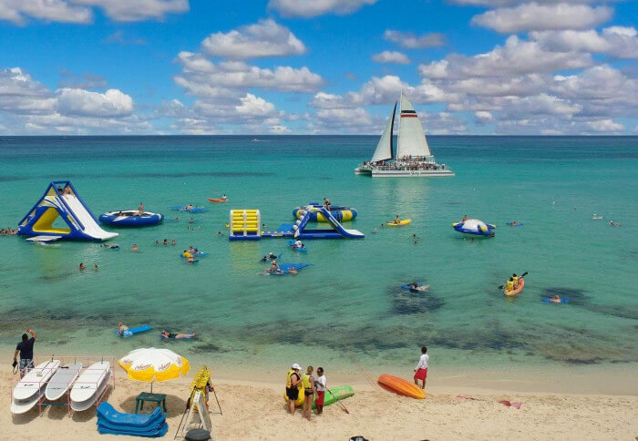 Cozumel Marine Park Cruise the Caribbean with a Military and Veteran Discount
