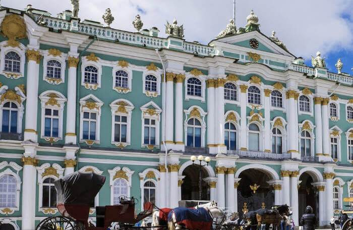 military discount cruises Hermitage-St.Petersburg-Russia-