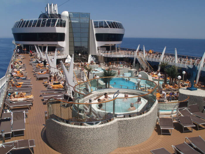 MSC Top Deck