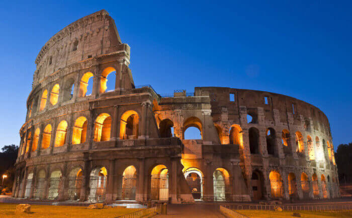 Western Mediterranean Cruise Military and Veteran Discount Colosseum