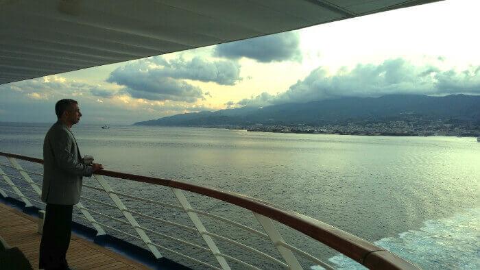 Western Mediterranean Cruise Military and Veteran Discount Departing Messina