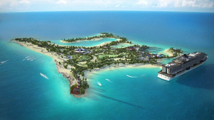 Msc Cruises Private Island Ocean Cay
