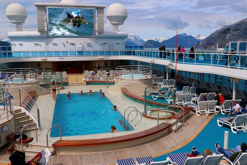 Alaska cruise discounts for military and veterans alaska cruise discounts for River cruise ships with swimming pool