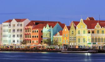 Silversea Caribbean Cruise Willemstad Curacao Netherlands Antilles
