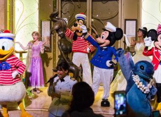 Meet Disney Characters