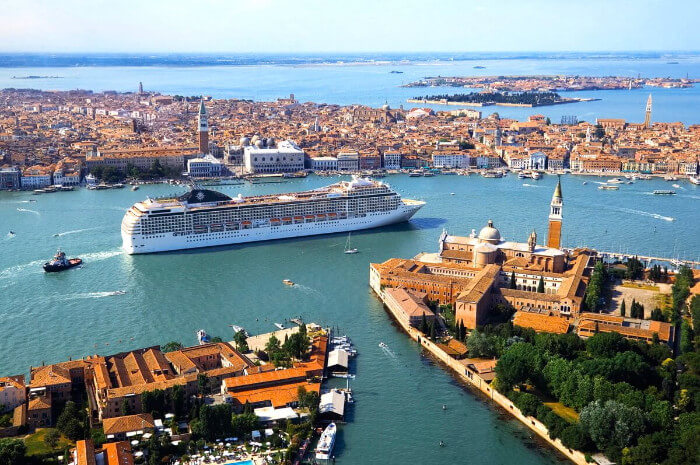 Eastern Mediterranean Cruise Military and Veteran Discount MSC Cruises Ship Venice