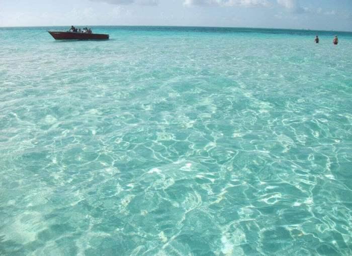 Grand Cayman Light Blue Water