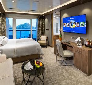 Azamara Spa Suite Luxury cruise deals military veterans discount