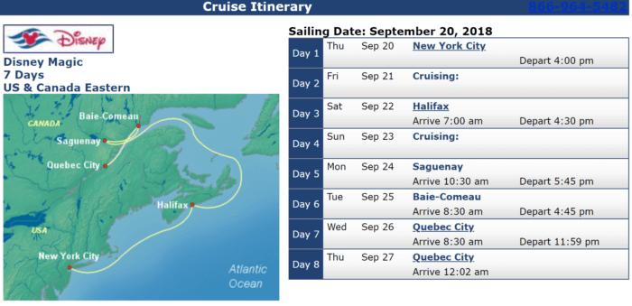 Disney Cruises with Military Discounts Disney Magic Sept20