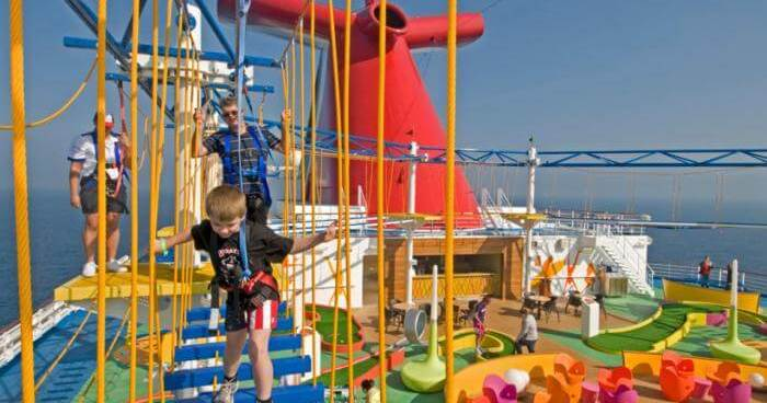 Last-minute summertime cruise deals Carnival Summertime Cruise