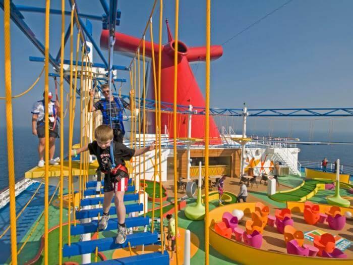 Last-minute summertime cruise deals Carnival Summertime Cruise