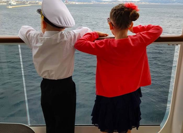 Military Family Tips for Cruising Contest