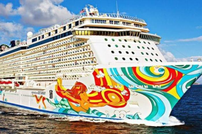 Today's Promotions from Norwegian Cruise Line Norwegian Getaway cruiseship