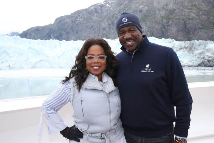 Oprah Alaska Holland
