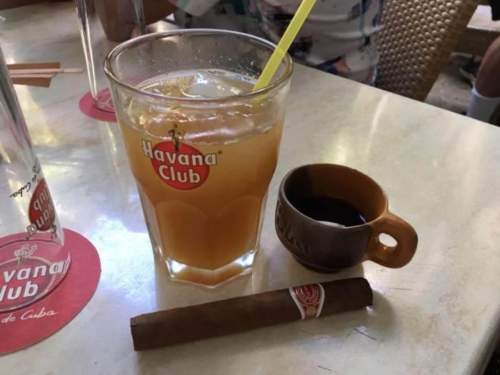 Havana Cigar Cafe Sugar Cane Rum