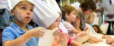 Cruise are fun for kids! Learn to be a chef on MSC.