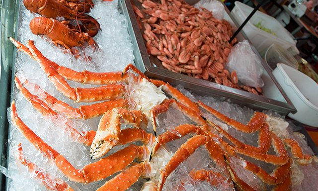 Bergen Seafood Experience Military and Veteran Discounts on all Northern Europe Cruises