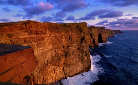 Cliffs Of Moher Military and Veteran Discounts on all Northern Europe Cruises