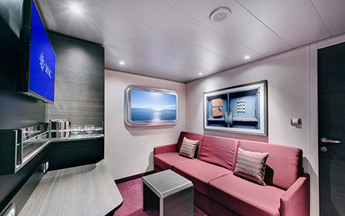 MR Interior Studio single cruisers